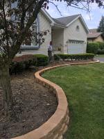 Ortega Greenwood Landscaping Decorative Retaining Walls